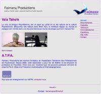 Faimanu Productions - Accueil