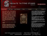 Mana'o Tattoo Studio Tahiti