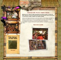 Restaurant PK0 - Haapiti - Moorea