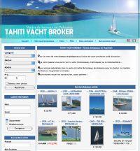 TAHITI YACHT BROKER - Vente de bateaux à Tahiti et en Polynésie