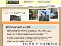 Accueil Chez KAYSER