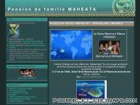 Bungalows à Moorea : Pension de famille Maheata